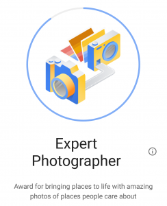 Google expert photographer