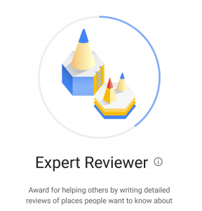 Google Expert Reviewer